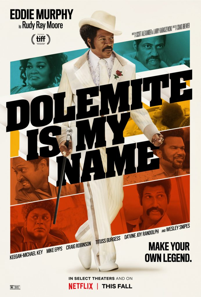 Eddie Murphy Strikes A Comeback With Dolemite Is My Name