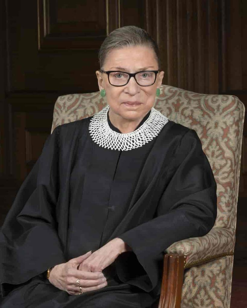 Remembering the life and legacy of Justice Ruth Bader Ginsberg