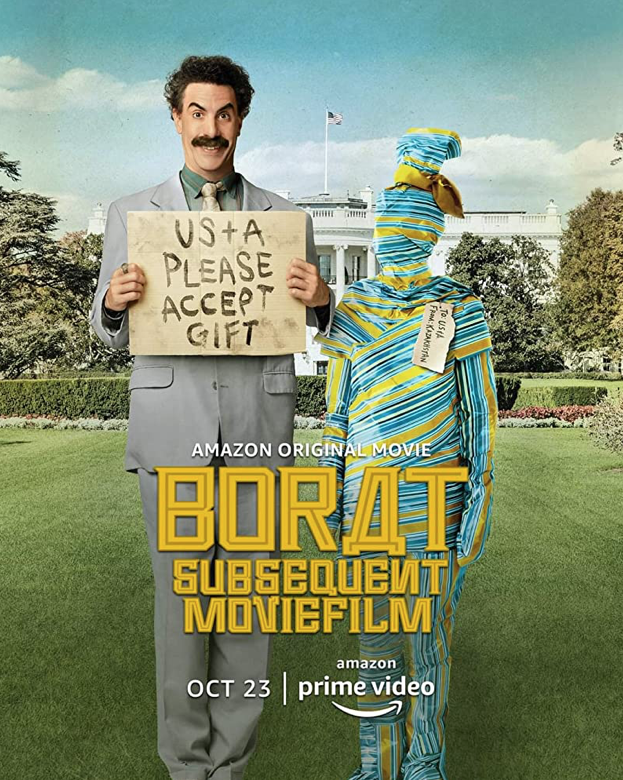 Borat Subsequent Moviefilm: A Hilarious Black Mirror