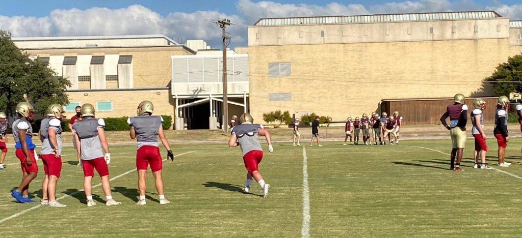 How Fall Sports Teams Handle Covid-19: Football