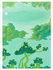 Green Trip by Breana Wooten