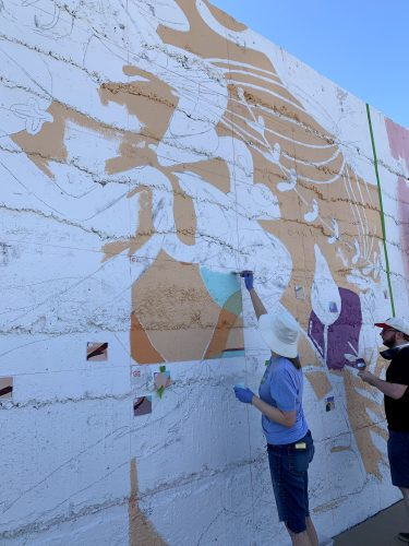 Sherman Mural